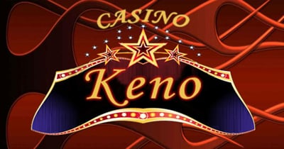 Keno is a lottery game that can be fount in many online casinos