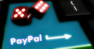 Some of the best casinos accept paypal from its players