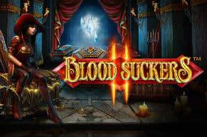 Blood Suckers is a vampire themed slot and is a relatively simple slot, one that lacks the grand graphics of the Slotfather.