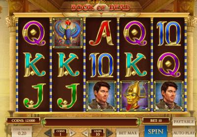 Book of Dead is one of the most played and most popular online slots and offered all kinds of bonuses themed around the slot