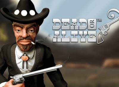 Dead or Alive takes players back to a time of duelling cowboys and rattlesnake-infested canyons.
