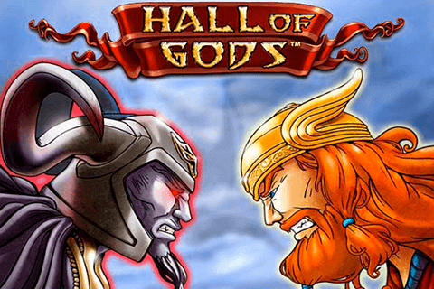 Hall of Gods is making millionaires in Scandinavia and has 20 paylines and some basic graphics