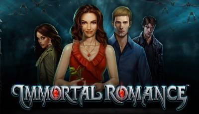 The Immortal Romance is based on a famous film or TV show & a product of Microgaming's creativity and one that shows all of the brand's abilities.