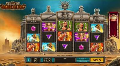 The Kingdoms Rise slot was launched in 2020 by Playtech the interconnectivity in different slots makes Kingdoms Rise unique.