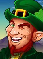 The Lucky Leprechaun is a very entertaining slot and in some ways, it's even better than Rainbow Riches.
