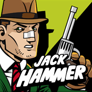 Jack Hammer was so popular that it spawned a sequel which features an interesting cast of characters.