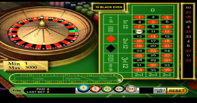 free roulette no money