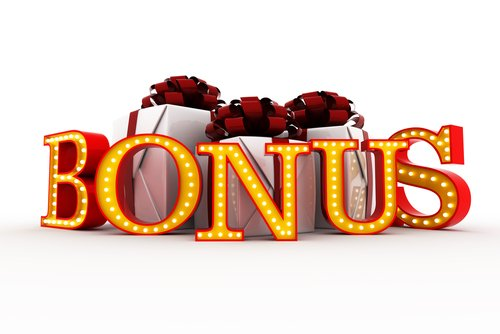 No deposit bonus is a bonus that doesn't require a deposit. you get this bonus from various online casinos
