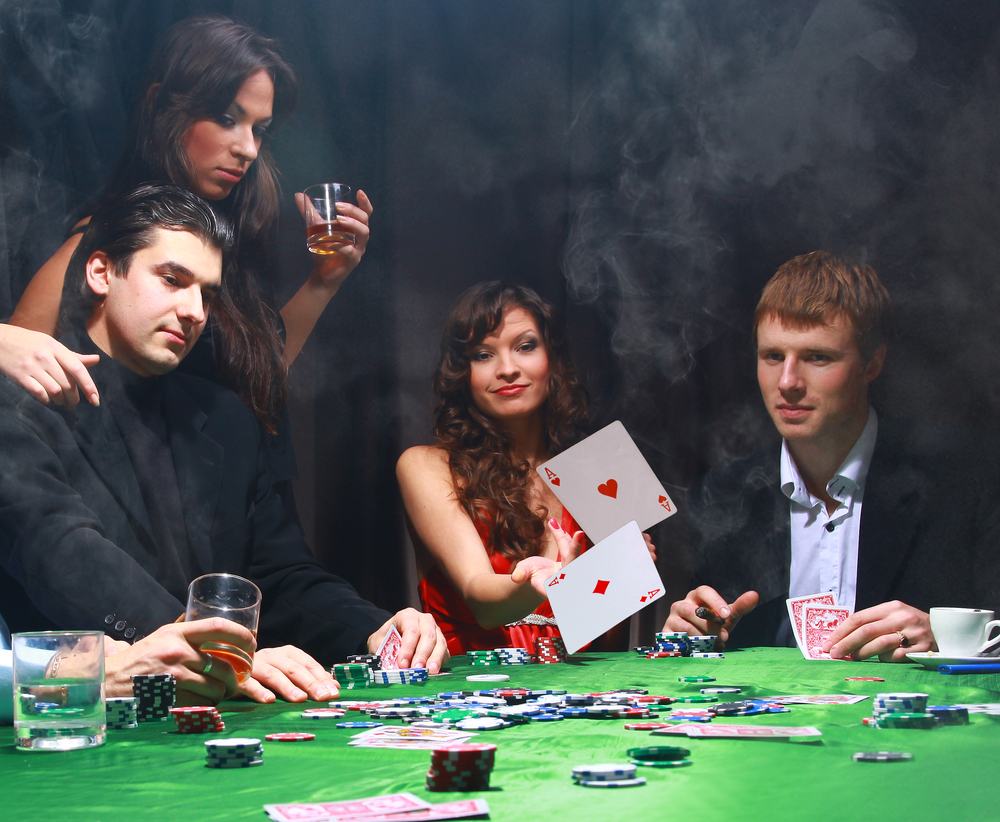 online casinos based out of the US can service players inside the US
