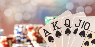 online poker is the most popular real money casino game